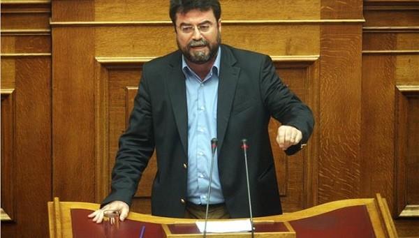 Βασίλης Οικονόμου,βουλευτής περιφέρειας Αττικής