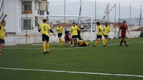 Α.Ε Μενιδίου,ποδοσφαιρική ομάδα