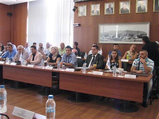 Δημοτικό Συμβούλιο Αχαρνών,Δήμος Αχαρνών