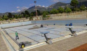 Κολυμβητήριο Ολυμπιακού χωριού