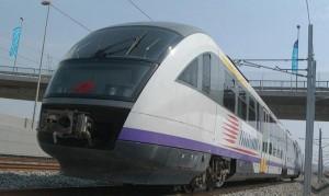 προαστιακός, σιδηρόδρομος