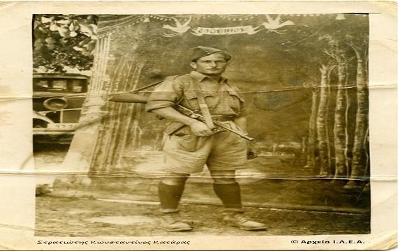 Ιστορική και Λαογραφική εταιρεία Αχαρνών,Αλέξανδρος Κατάρας