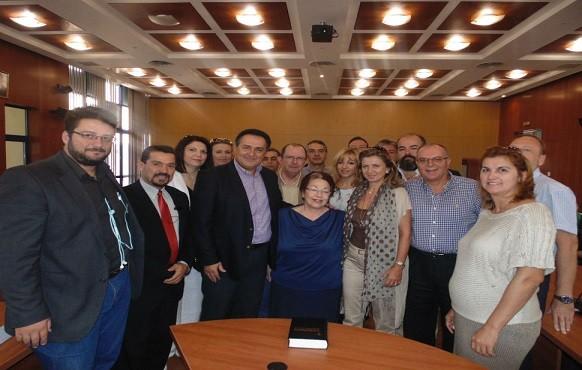 Δευτεροβάθμια σχολική επιτροπή,Γεωργία Ευθυμιάδου – Τουμανίδου Αχαρνές,