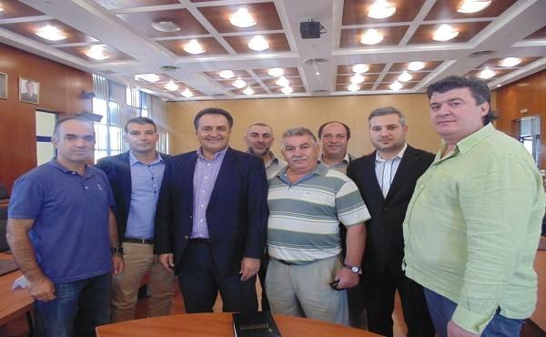 Επενδυτική Αχαρνών,Γιώργος Σιδηρόπουλος