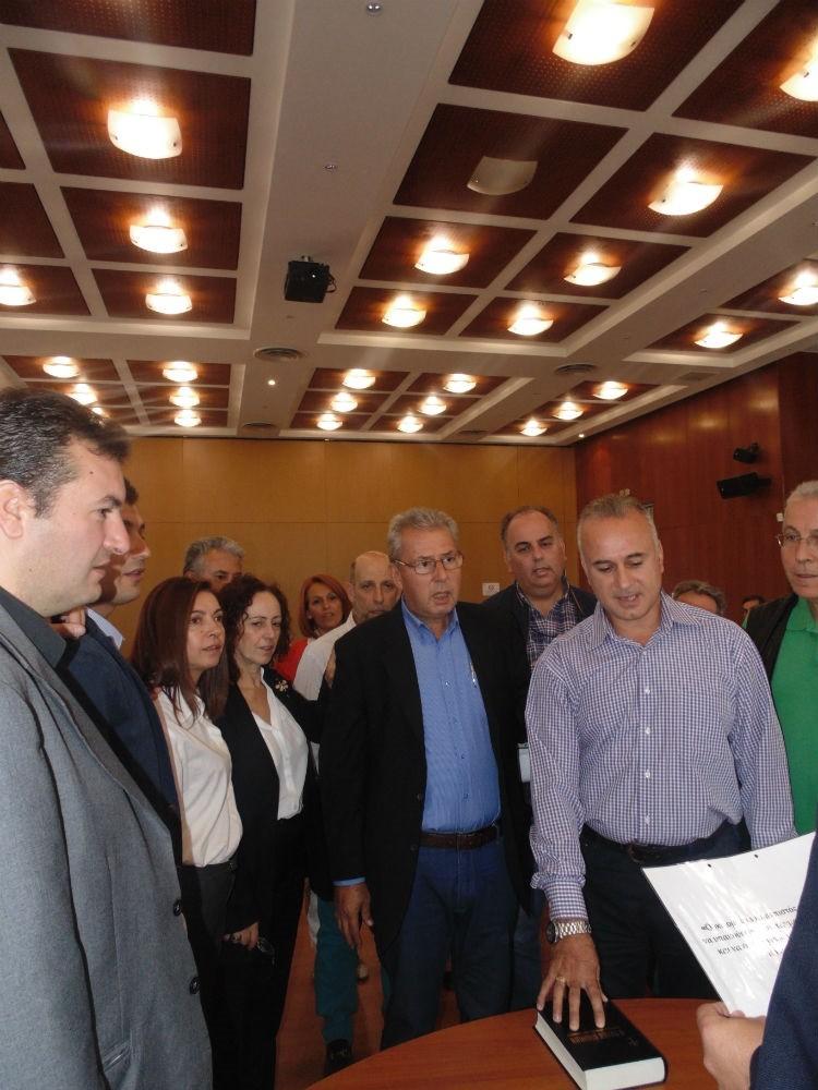 Πρωτοβάθμια σχολική επιτροπή δήμου Αχαρνών,Κώστας Καρυδάκης