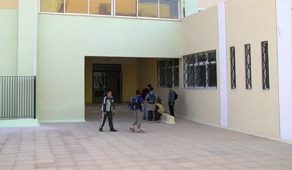 γυμνάσιο Αχαρνές, κυλικείο