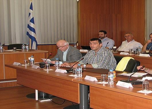 Αναστάσιος Χίος,αντιδήμαρχος διοίκησης και Θρακομακεδόνων