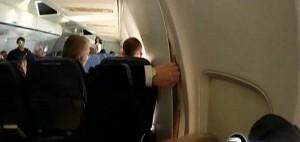 αεροσκάφος, σκίστηκαν, τοίχοι, εν πτήσει, Ντάλας