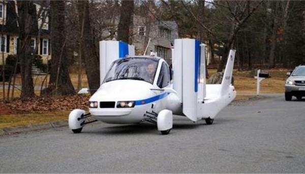 ιπτάμενο αυτοκίνητο, Αυστρία, σλοβάκικη, εταιρία, aeromobil