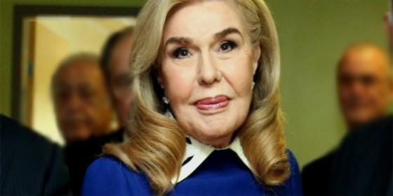 Μαριάννα Βαρδινογιάννη, πρόεδρος δημοκρατίας, μέγαρο Μαξίμου