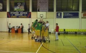 Αχαρνής Λ.Φ.Μ, μπάσκετ Αχαρνής