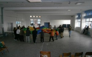 12o γυμνάσιο Ολυμπιακού χωριού, Αχαρνές