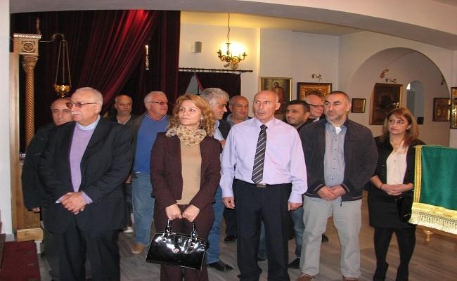 Μαρία Ναυροζίδου,Γ.Σιδηρόπουλος,Θ.Χαραλαμπίδης