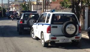 αστυνομική επιχείρηση, Ζεφύρι, ΜΑΤ, σύλληψη, αστυνομικά τμήματα, Άνω Λιόσια, Ζεφυρίου, δήμος Φυλής