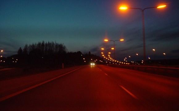 Φωτισμός δρόμων,Περιφέρεια Αττικής