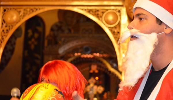 ναός Αγίου Γεωργίου, Ζωφριά, Άνω Λιόσια, χριστουγεννιάτικη γιορτή, πάμε πακέτο, θεατρικό σκετς