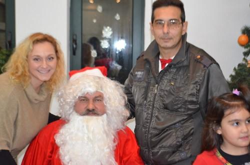 τρίτεκνοι, Φυλή, σύλλογος τριτέκνων Φυλής, χριστουγεννιάτικη γιορτή
