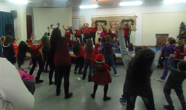γενικό λύκειο, Ζεφυρίου, χριστουγεννιάτικη γιορτή, bazaar