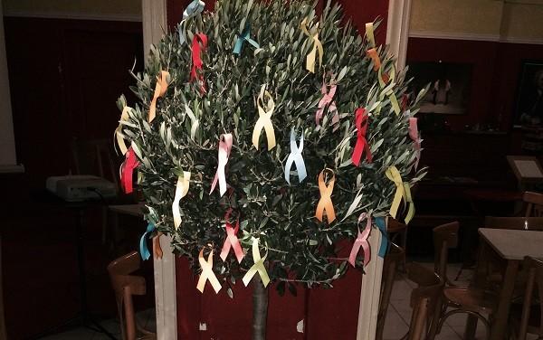Δέντρο Αντικαρκινικής Αχαρνών