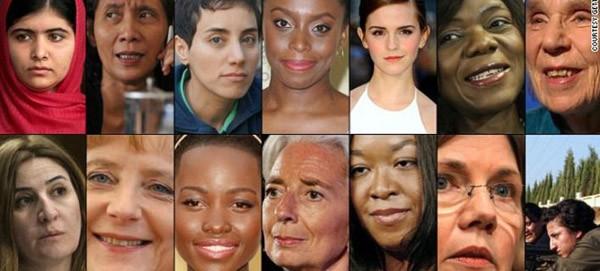 πιο σημαντικές γυναίκες του πλανήτη, CNN