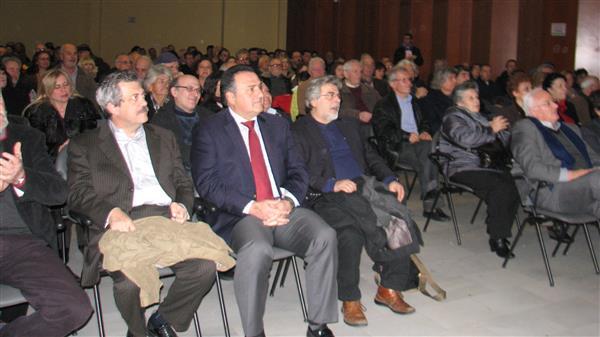 Κοπή πίτας ΣΥΡΙΖΑ Αχαρνών
