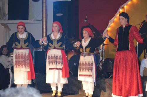 κοπή πίτας, σύλλογος Κρητών Φυλής, Νίκος Ζωιδάκης