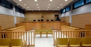 δικαστήρια, δικαστική αίθουσα