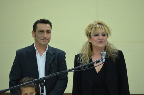 Δημήτρης Κοψαχείλης, Αντωνία Μπλέτσα