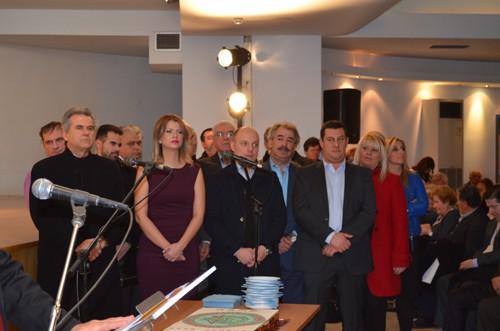 κοπή πίτας, Νίκος Ζενέτος, δήμαρχος Ιλίου, παράταξη, Δημοκρατική Συνεργασία, δήμος Ιλίου