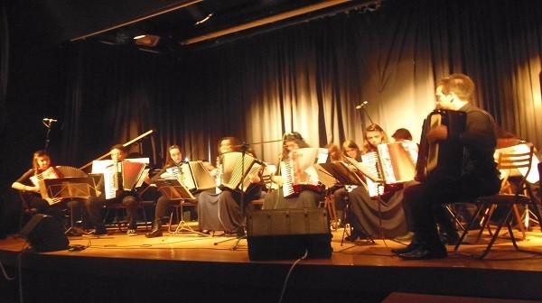 Ακορντεόν-Μουσικό σχολείο Ιλίου