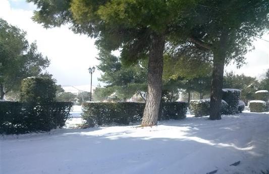χιόνι Θρακομακεδόνες