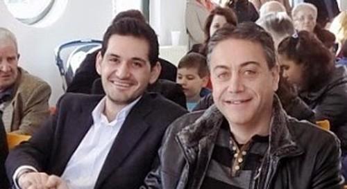 Χρήστος Καματερός, Γκίκας Χειλαδάκης