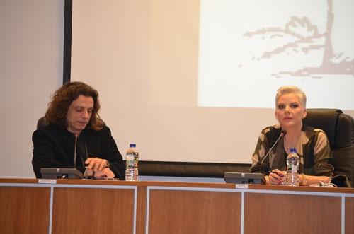 Δημήτρης Γιαννακόπουλος, Νανά Παλαιτσάκη