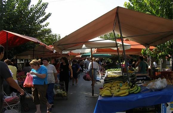 Λαικές αγορές