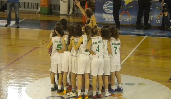 γυναικεία ομάδα, μπάσκετ, 2ο Λύκειο Άνω Λιοσίων, πρόκριση, πανελλήνιο σχολικό πρωτάθλημα, Κύπρος, Γιώργος Κάββουρας