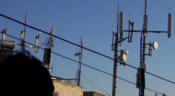 κεραίες κινητής τηλεφωνίας