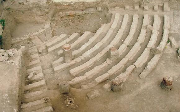Αρχαίο θέατρο Αχαρνών