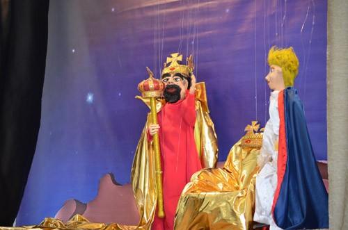 ... και το βασιλιά