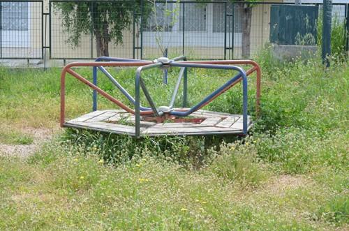 παιδικές χαρές, δήμος Φυλής, Μιχάλης Οικονομάκης, αντιδήμαρχος Καθημερινότητας, Πάρκο πόλης