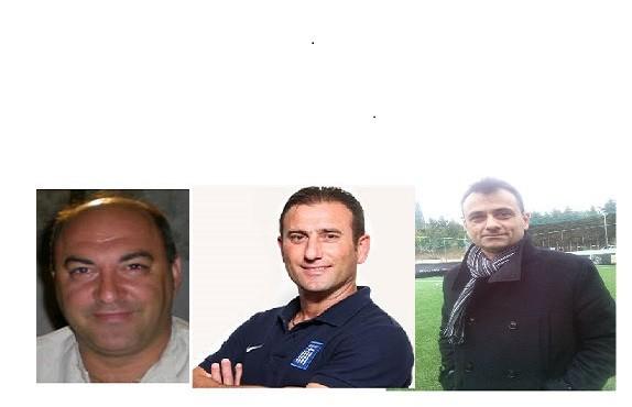 Χάρης Τσάτσαρης,Θεόδωρος Παχατουρίδης,Γιάννης Μιχαλακόπουλος