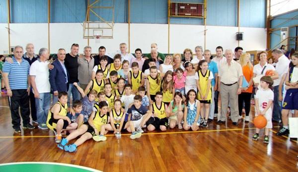 23ο, τουρνουά μπάσκετ, δημοτικών σχολείων, δήμος Φυλής, Άνω Λιόσια, Ζεφύρι, Φυλή