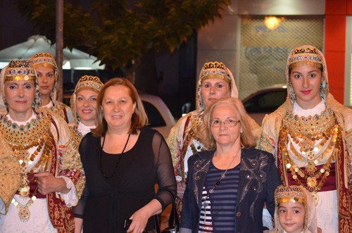 πολιτιστικές εκδηλώσεις, Μάιος 2015, Άνω Λιόσια, Φυλασία, σύλλογος Μακεδόνων Θρακών, Ηπειρώτες Άνω Λιοσίων, Ζεφυρίου, δήμος Φυλής
