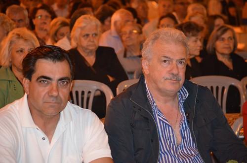 Δημήτρης Μπουραίμης, πολιτιστικές εκδηλώσεις, Μάιος 2015, Άνω Λιόσια, Φυλασία, σύλλογος Μακεδόνων Θρακών, Ηπειρώτες Άνω Λιοσίων, Ζεφυρίου, δήμος Φυλής