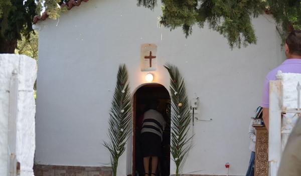 γιορτή, άγιος νικόλαος ο νέος, νεομάρτυρας, ξωκλήσι, Φυλή, Χασιά, δήμος Φυλής