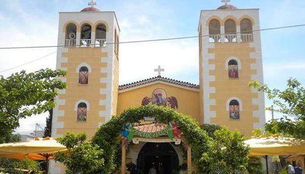ναός, Άγιος Γεώργιος, Ζωφριά, Άνω Λιόσια