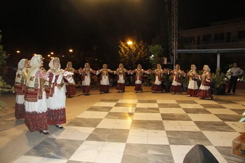 πολιτιστικές εκδηλώσεις, Μάιος 2015, Άνω Λιόσια, Γρίζα, σύλλογος αρβανίτικου πολιτισμού, πολιούχοι, Αγίων Κωνσταντίνου και Ελένης, πανηγύρι, δήμος Φυλής