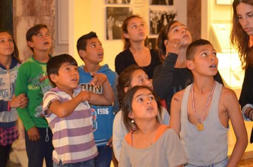 επίσκεψη, ρομά, Βουλή, κοινοβούλιο, μητρόπολη Ιλίου, Αχαρνών, Πετρουπόλεως, μητροπολίτης. Αθηναγόρας, πρόγραμμα, δράσεις υπερ του παιδιού και της οικογένειας Ρομά, Φυλή
