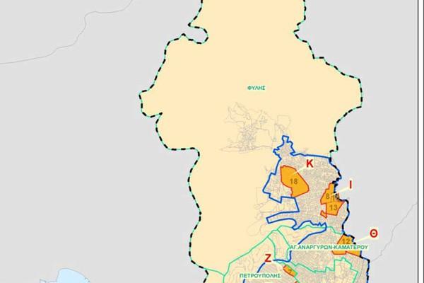 σοαπ, ΣΟΑΠ, Δυτική Αθήνα, ΑΣΔΑ, αναπτυξιακός σύνδεσμος δυτικής Αθήνας