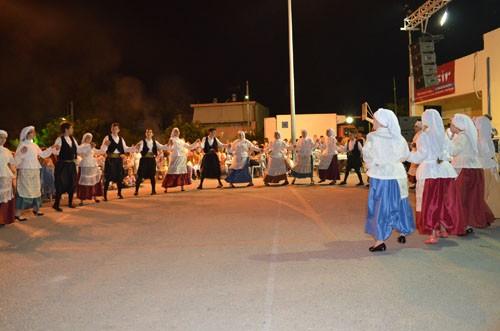 Αιγέας, νησιώτικη βραδιά 2015, σύλλογος, Άνω Λιόσια, δήμος Φυλής