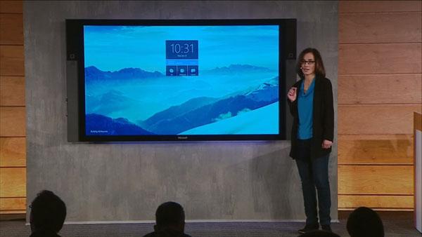 Surface Hub, Microsoft, υπολογιστής 84 ιντσών, 20.000 δολάρια